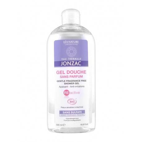 JONZAC REACTIVE GEL DOUCHE (500 ml)