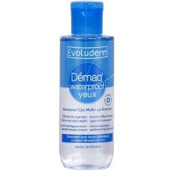 EVOLUDERM DÉMAQ' WATERPROOF YEUX - 150ML