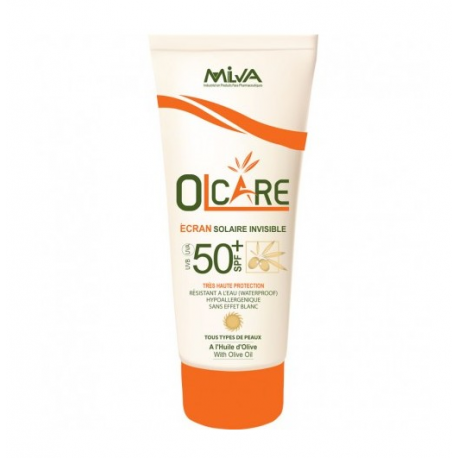 OLCARE ECRAN INVISIBLE SPF50+ 50ML