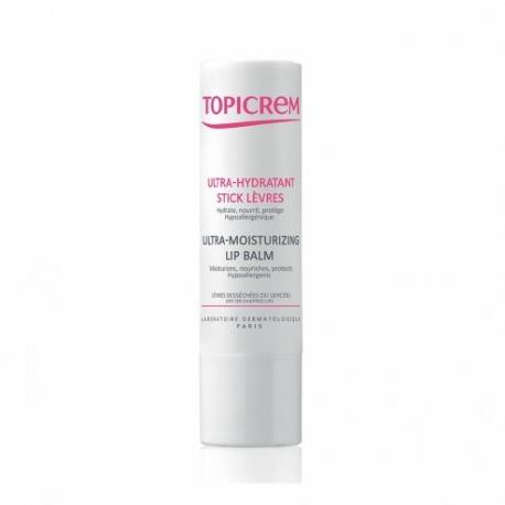 TOPICREM STICK ULTRA HYDRATANT LEVRES DESSECHEES OU GERCEES 5G