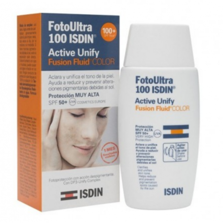 ISDIN FOTO ULTRA 100 ACTIV UNIFY FUSION FLUID