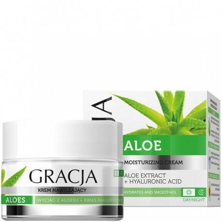 GRACIA CREME VISAGE HYDRATANTE ANTI RIDE 50ML