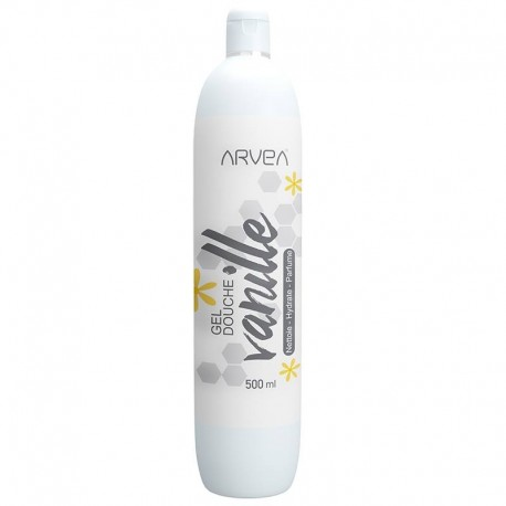 ARVEA GEL DOUCHE VANILLE BIO 500ML