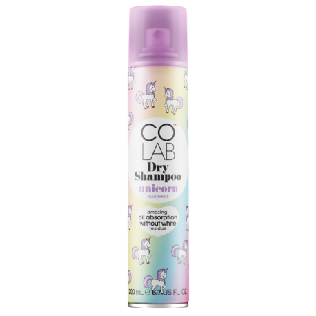 COLAB SHAMPOOING SEC UNICORN 200ML