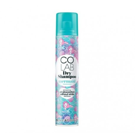 COLAB SHAMPOOING SEC MERMAID 200ML